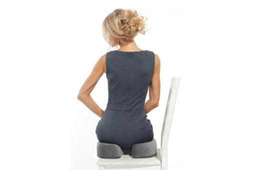 Подушка для сидения с памятью «ПОДУШКА-СИДУШКА ПРО» BRADEX KZ 0276