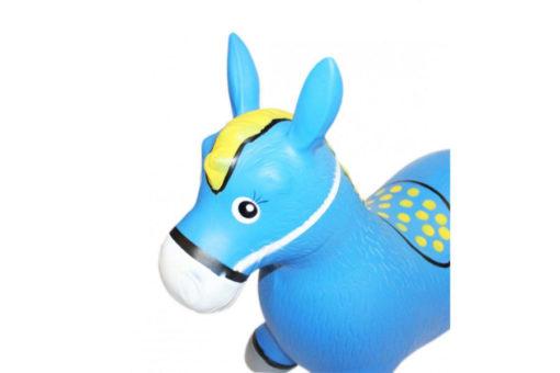 Игрушка детская, в форме лошадки «ПОПРЫГУНЧИК» BRADEX DE 0024