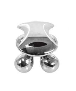 Роликовый 3D массажер для тела (4 ролика) BRADEX KZ 0651