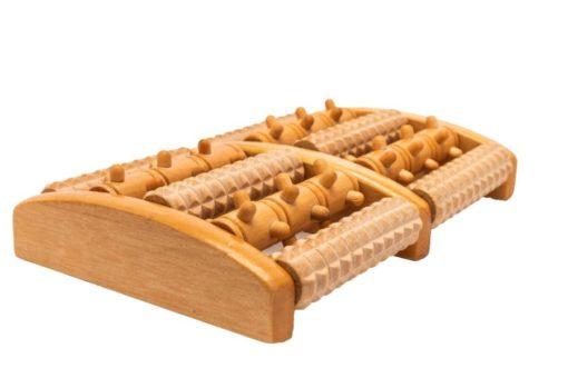 Массажер деревянный роликовый BRADEX KZ 0485