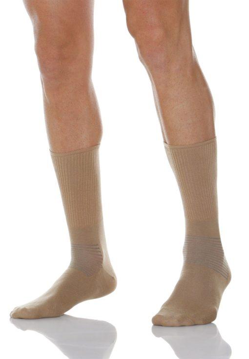 Носки без компрессии DIABETIC SOCKS с хлопком и серебряной нитью X-Static